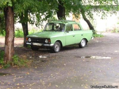 s1588647 - Турбина на москвич 412