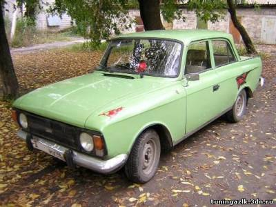 s3812205 - Турбина на москвич 412