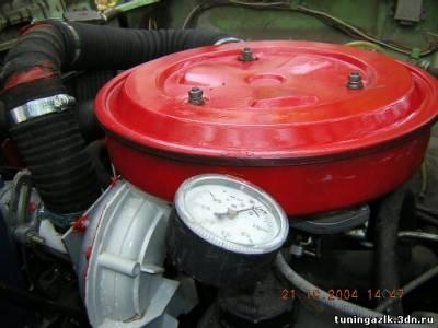s9253658 - Турбина на москвич 412